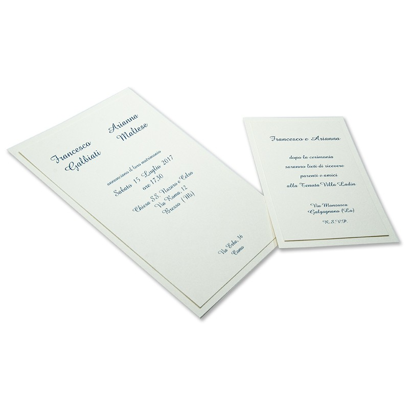 23b5613dbd23 partecipazioni matrimonio vassoio con riquadro rettangolare Verticale
