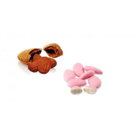 Confetti Mandorla Avola 37 Rosa