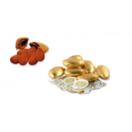 Confetti Mandorla d'Avola Incartata Oro
